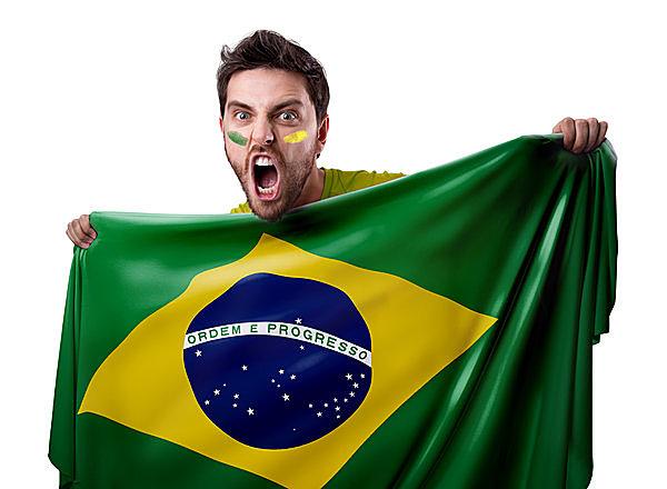 ブラジル、5位にランクイ~~~ン!!