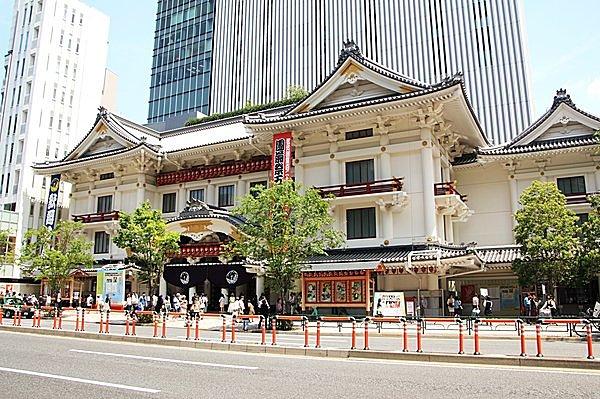 『東海道四谷怪談』は歌舞伎座でも数多く公演