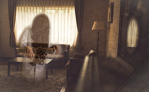 幽霊といえば足がないのが定番