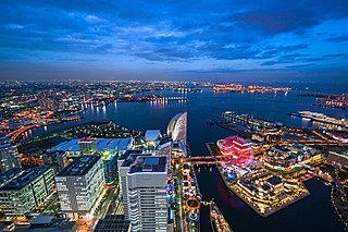 横浜でぶらり!ロマンティックな夜景を楽しもう レジャー特集2017