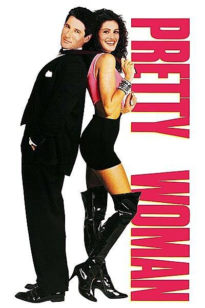 1990年公開のアメリカ映画『プリティ・ウーマン』より