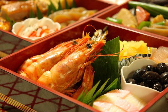 手作りおせち。北海道ではなぜか年内に食べます。