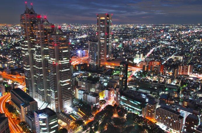 入場無料の夜景スポットでロマンチックなクリスマスを〜東京編|特集 2017〜
