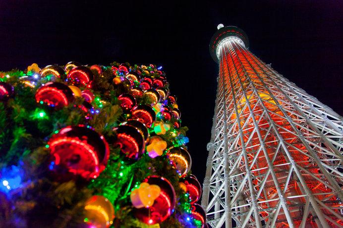 フォトジェニックなクリスマスイルミネーション〈レジャー特集・東京編2017〉
