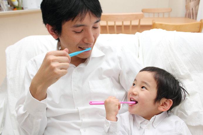 口腔内を清潔に保つことが健康への第一歩です