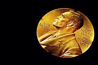 本日12月10日、ノーベル賞授賞式が開催されます