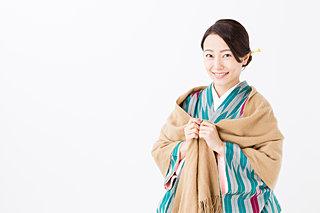大正ロマンの香り濃い「銘仙」は時代を牽引するファッションだった!