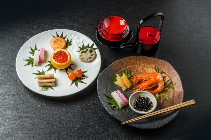 お正月の主食・雑煮とお節料理