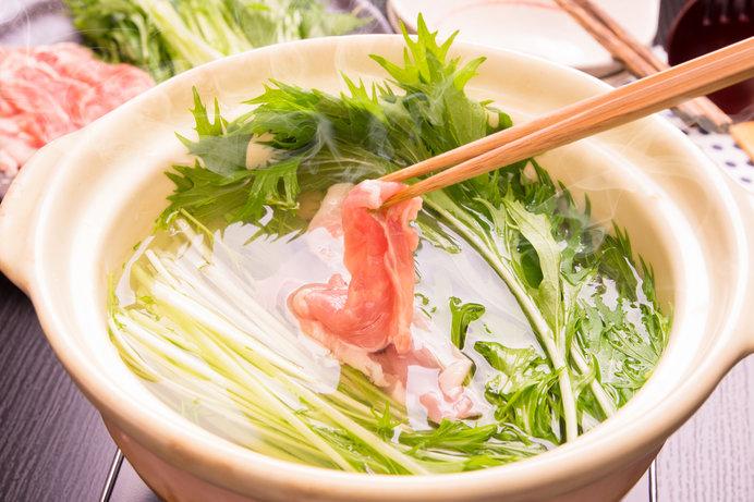 水菜と言えば、はりはり鍋!