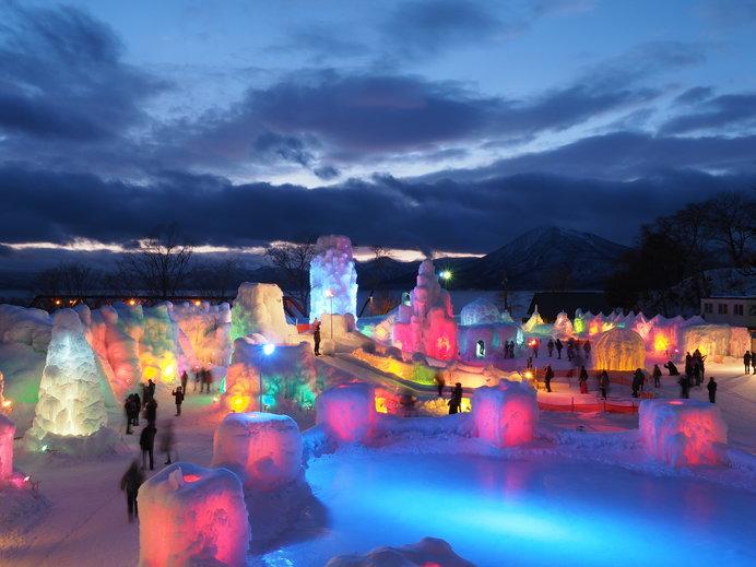 雪と氷を楽しもう!!〈2018真冬のイベント特集/北海道・東北(2)〉