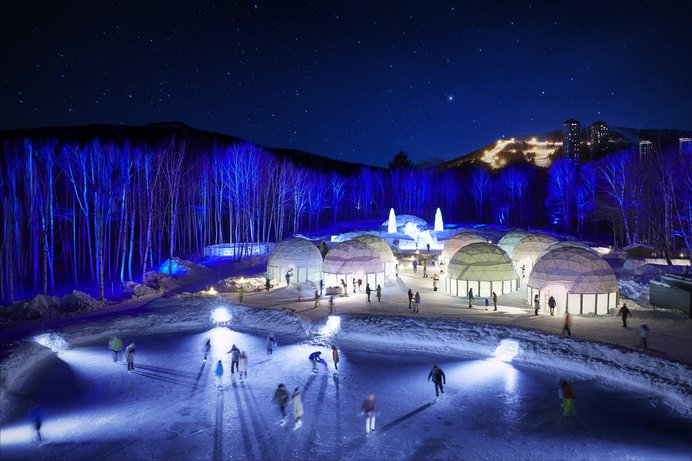 究極のインスタ映えスポット「星野リゾート トマム」のアイスヴィレッジ