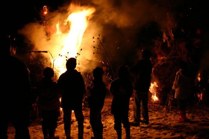 小正月ってどんな日?今年一年の厄を払おう!
