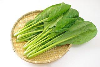 カルシウムはほうれん草の3倍。小松菜パワーで冬を元気に過ごそう