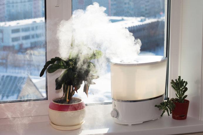 室内の湿度をコントロールしましょう