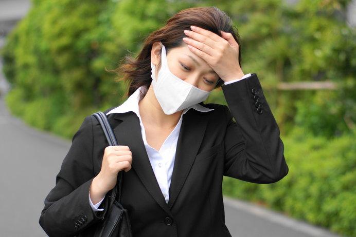 インフルエンザB型は、37〜38度程度の発熱や微熱などの症状が続き、高熱が出ない!