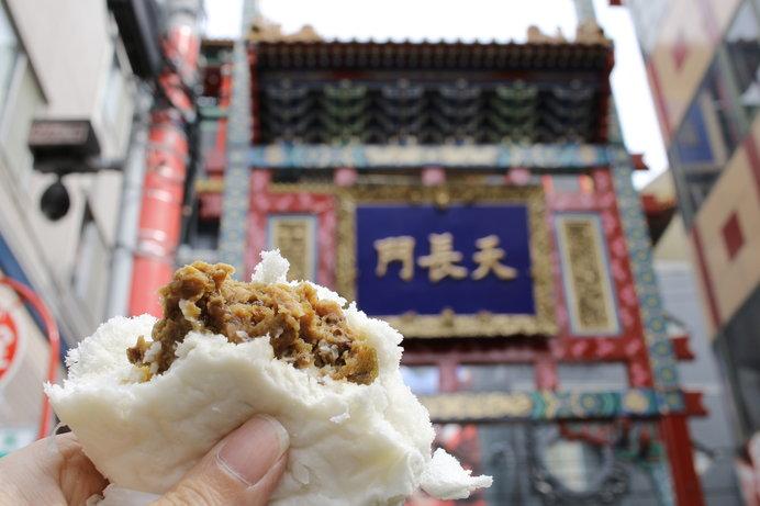 春節までもうすぐ!「肉まん」を横浜中華街でお土産に買って帰ろう