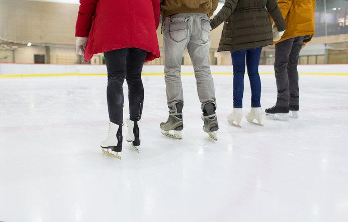 「京都アクアリーナ」は京都府で唯一の屋内スケートリンク ※画像はイメージです