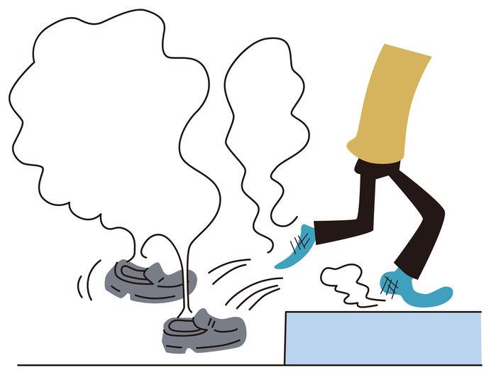原料のひとつ「活性炭」には消臭効果が!