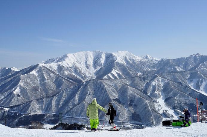 甲信越地方なら、4~5月まで春スキーを楽しめる!