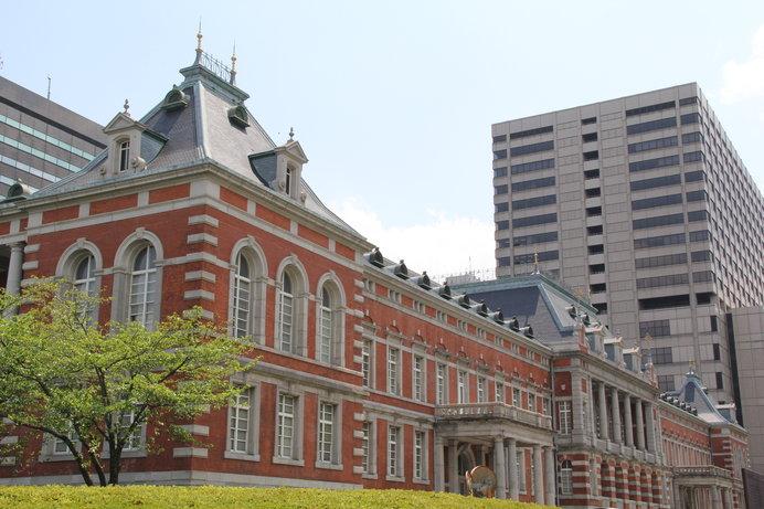 霞ヶ関の官庁街