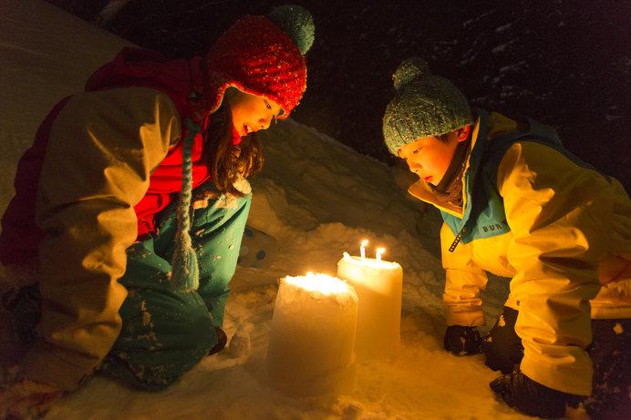 脱日常の雪上体験は子供のココロの成長にもつながる