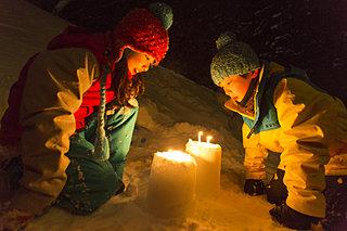 家族&キッズにおすすめ! 楽しくてお得な雪上イベント