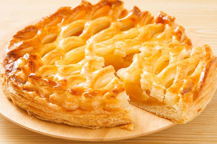 イギリスが発祥のアップルパイ