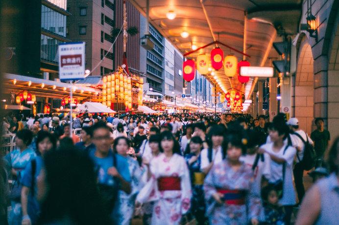 京都祇園祭2018! 宵山歩行者天国で上手に写真を撮る5つのコツ