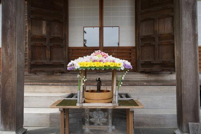 光則寺の花祭