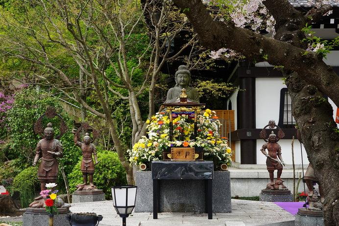 長谷寺の花祭