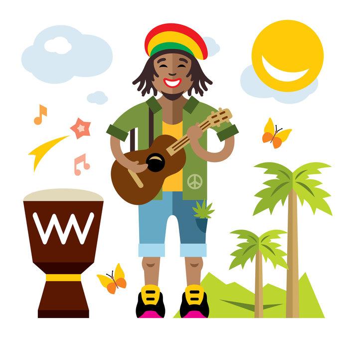 スカはレゲエのすこし前にジャマイカで生まれた音楽