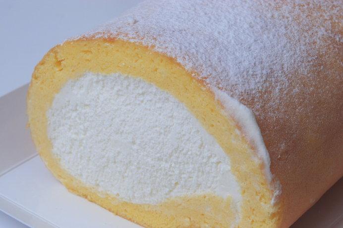 クリームが特徴的な大人気の「堂島ロール」 ※画像はイメージ