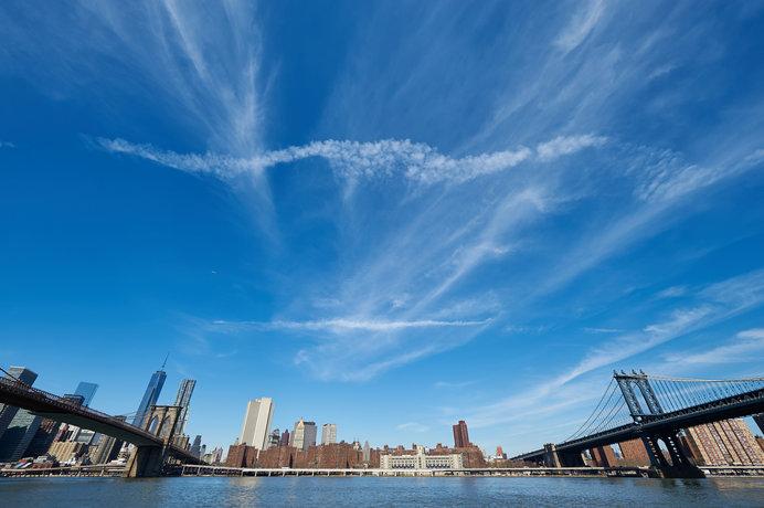 ブルックリンの風景~どんな音がするのでしょう