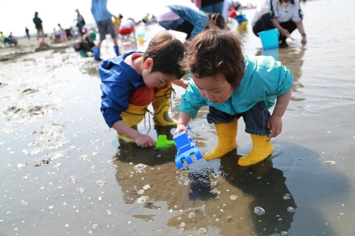 大潮を狙ってGWは潮干狩り~関東編~〈レジャー特集|2018〉