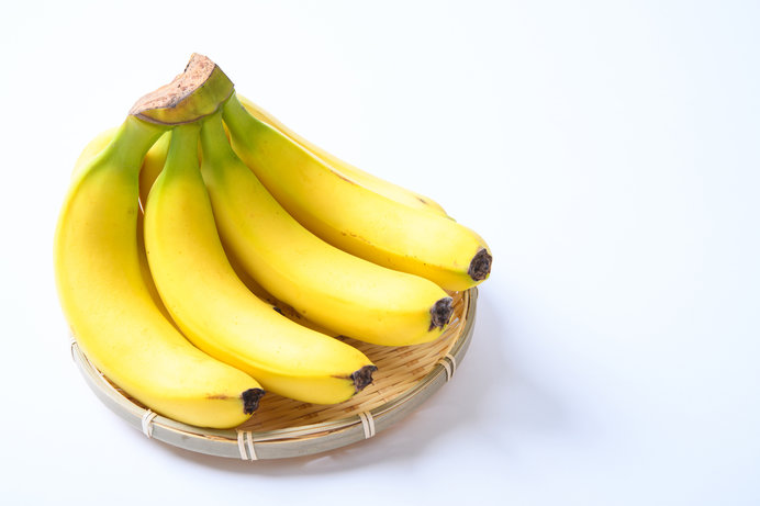 ビタミンB6を摂取するのにおすすめのバナナ
