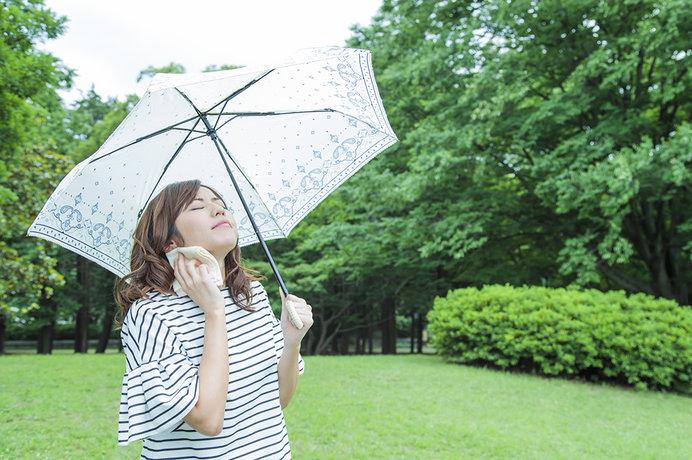 高湿度が肌によいわけではありません〈梅雨の時季の肌ケア編〉