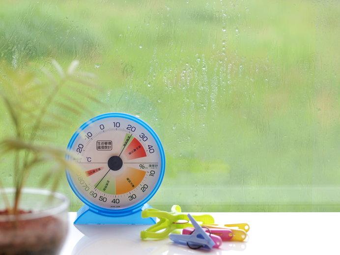 同じ「湿度50%」でも、冬と夏では感じ方が違うのはなぜ?「湿度」のなぞに迫ります