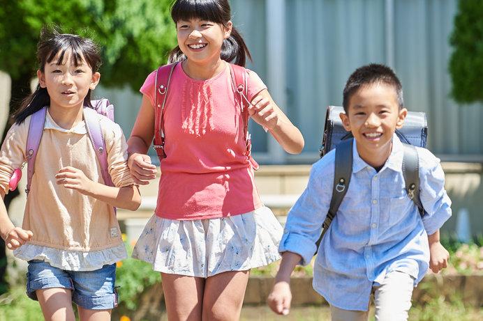 子どもが学校から持ち帰る荷物の整理・保管方法