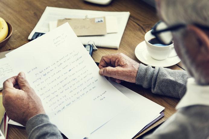 手書きで書く「感謝の手紙」が相手も自分も幸せにする