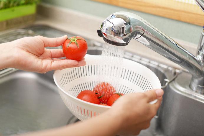 健康、美容にトマト!
