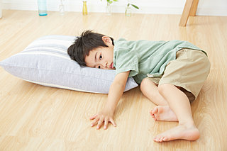 夏休み中の子どもの生活習慣の乱れや、夏バテに気をつけよう!