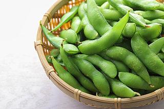 ただいま旬の「枝豆」。こんな豆知識ご存知ですか?