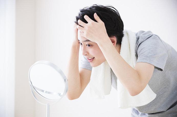 自分の頭皮の状態、最近、確認しましたか?