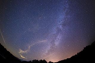 季節の風物詩~ペルセウス座流星群と季語・流れ星