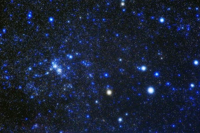 ペルセウス座と天体のパーティー