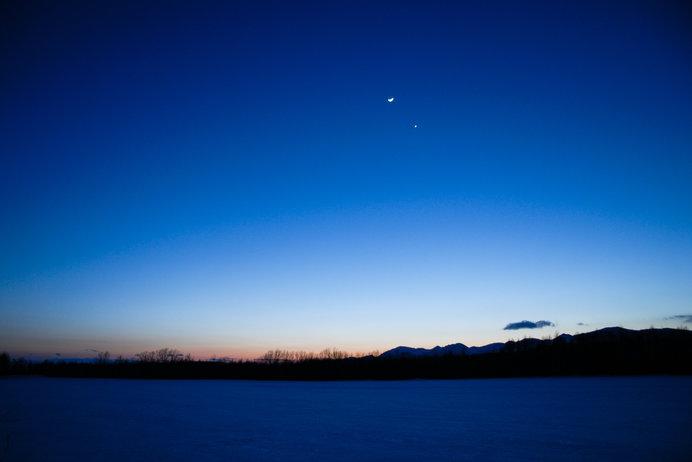 9月は、月と惑星のランデブーも楽しめる
