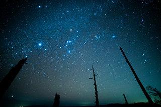 オリオン座流星群が極大!おすすめ星空鑑賞スポット・関西編〈レジャー特集|2018〉