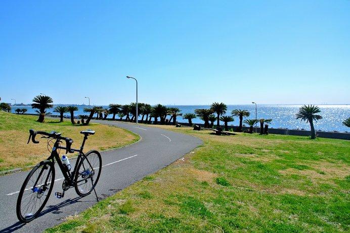 潮風をあびながらサイクリングをしてみませんか