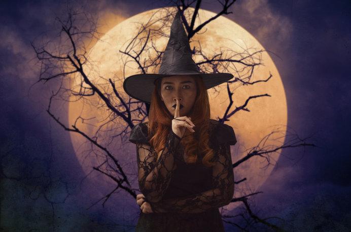 ハロウィンのアイコン「魔女」をキーワードにしたイベントがいっぱい! ※画像はイメージ