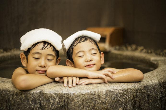 「浦安万華鏡」のハロウィンは温泉好きなちびっ子にオススメ! ※画像はイメージ